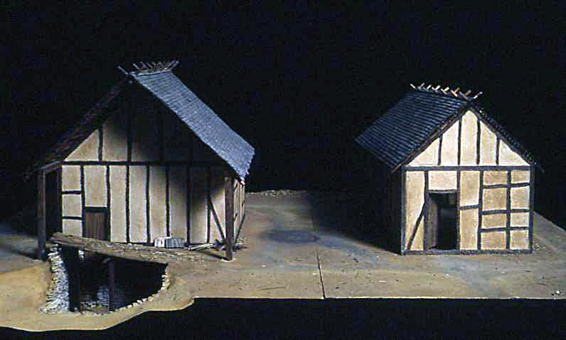 arch ologie l 39 habitat besan on inrap. Black Bedroom Furniture Sets. Home Design Ideas